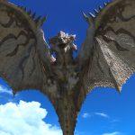 ファイナルファンタジーXIV(FF14) × モンスターハンター:ワールドのコラボレーション企画スタート! リオレウスの背中に乗って飛び回れる!